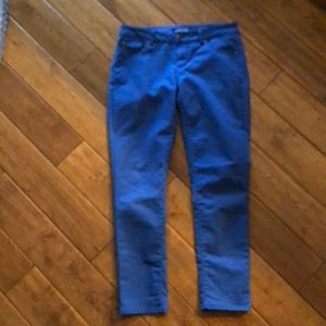 Apt 9 Royal Blue Pant